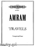 Ok�adka: Amram David, Travels for Trumpet and Orchestra (version for Trumpet and Piano)