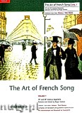 Ok�adka: R�ni, The Art of French Song for Medium or low Voice and Piano, Vol. 1