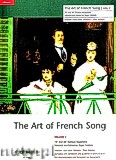 Ok�adka: R�ni, The Art of French Song for Medium / Low Voice, Vol. 2