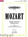 Ok�adka: Mozart Wolfgang Amadeus, Violin Sonatas, Volume 3