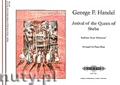 Okładka: Händel George Friedrich, Arrival of the Queen of Sheba (Pf/4h)