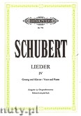 Ok�adka: Schubert Franz, Songs for Voice and Piano, Vol. 4