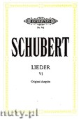 Ok�adka: Schubert Franz, Songs, Vol. 6
