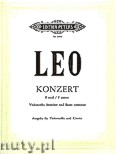 Okładka: Leo Leonardo, Concerto in F minor (Vc—Pf)