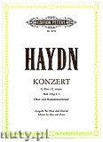 Okładka: Haydn Franz Joseph, Concerto in C major for Oboe and Chamber Orchestra, Hob. VII g: C1
