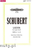Ok�adka: Schubert Franz, Songs Op. 1 to Op. 36, Vol. 2