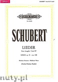Ok�adka: Schubert Franz, Songs, Op. 81 - op. 108, Vol. 4 (New edition)