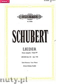 Okładka: Schubert Franz, Songs, Op. 81 - Op. 108, Vol. 4 (New edition)