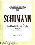 Okładka: Schumann Robert, Konzertstück for Piano and Orchestra, Op. 86