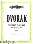 Ok�adka: Dvo��k Antonin, Slavonic Dances for Piano 4 Hands, Op. 72, Vol. 2