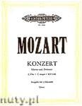 Okładka: Mozart Wolfgang Amadeus, Piano Concerto No. 8 in C, KV 246