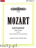 Okładka: Mozart Wolfgang Amadeus, Concerto No. 9 in E flat major, K 271 for Piano and Orchestra