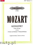 Okładka: Mozart Wolfgang Amadeus, Concerto No.10 in E flat for 3 Pianos K365 (3Pf/6h)