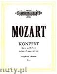Ok�adka: Mozart Wolfgang Amadeus, Piano Concerto No. 14 in E flat, KV 449
