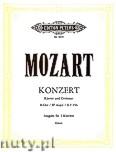 Okładka: Mozart Wolfgang Amadeus, Piano Concerto No. 18 in B flat,  KV 456