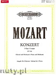 Ok�adka: Mozart Wolfgang Amadeus, Concerto in F major No. 19, K 459 for Piano and Orchestra