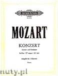 Ok�adka: Mozart Wolfgang Amadeus, Piano Concerto No. 22 in E flat, KV 482