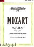 Okładka: Mozart Wolfgang Amadeus, Konzert A-Dur KV 488
