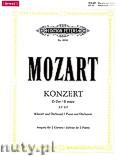 Ok�adka: Mozart Wolfgang Amadeus, Concerto