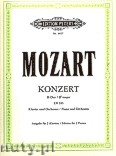 Okładka: Mozart Wolfgang Amadeus, Concerto in B flat major for Piano and Orchestra, KV 595