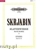 Ok�adka: Skriabin Aleksander, Piano Works Vol.1 (Pf). Etudes Op. 8, 42, 65