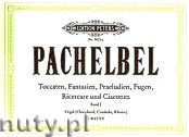 Ok�adka: Pachelbel Johann, Organ Works, Vol. 1