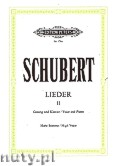 Ok�adka: Schubert Franz, Songs for Voice and Piano, Vol. 2