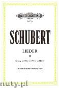Okładka: Schubert Franz, Songs for Voice and Piano, Vol. 2