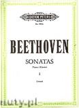Ok�adka: Beethoven Ludwig van, Sonatas for Piano, Vol. 1