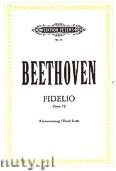 Ok�adka: Beethoven Ludwig van, Fidelio, Gro�e Oper in 2 Aufz�gen, op. 72