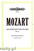 Okładka: Mozart Wolfgang Amadeus, The Marriage of Figaro, KV 492