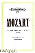 Ok�adka: Mozart Wolfgang Amadeus, The Marriage of Figaro, KV 492
