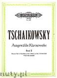 Ok�adka: Czajkowski Piotr, Selected Piano Works, Vol. 2