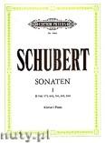 Okładka: Schubert Franz, Sonatas, Vol. 1