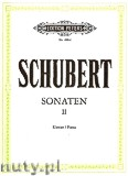 Okładka: Schubert Franz, Sonatas, Vol. 2