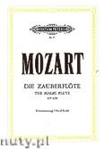 Okładka: Mozart Wolfgang Amadeus, The Magic Flute, KV 620