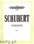 Okładka: Schubert Franz, Märsche für Klavier