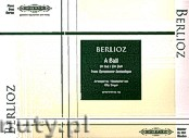 Ok�adka: Berlioz Hector, A Ball from Symphonie fantastique for Piano 4 Hands