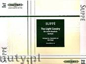 Okładka: Suppé Franz von, The Light Cavalry, Overture for Piano 4 Hands