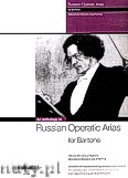 Okładka: Różni, Russian Operatic Arias for Baritone. 19th and 20th Century Repertoire