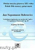 Ok�adka: Bobrowicz Jan Nepomucen, Variations et Polonaise sur un duo de l'op�ra