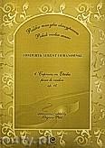Okładka: Duranowski Fryderyk August, 6 kaprysów na skrzypce op. 15