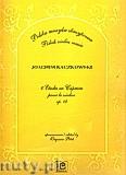 Okładka: Kaczkowski Joachim, 6 etiud na skrzypce op. 13