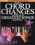 Okładka: Mantooth Frank, The Best Chord Changes For Eighty Of The Greatest Songs Ever Written