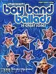 Okładka: Różni, Smash Hits: Boy Band Ballads