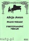 Ok�adka: Jonas Alicja, Piano Mirage