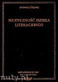 Ok�adka: Hejmej Andrzej, Muzyczno�� dzie�a literackiego