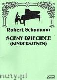 Okładka: Schumann Robert, Sceny dziecięce na fortepian