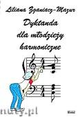 Okładka: Zganiacz-Mazur Liliana, Dykt.dla mł.(harmoniczne)