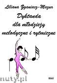 Okładka: Zganiacz-Mazur Liliana, Dykt.dla mł.(mel.ryt)